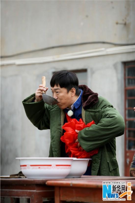 """黄渤《极限挑战4》变成""""黄铁牛""""放飞自我"""
