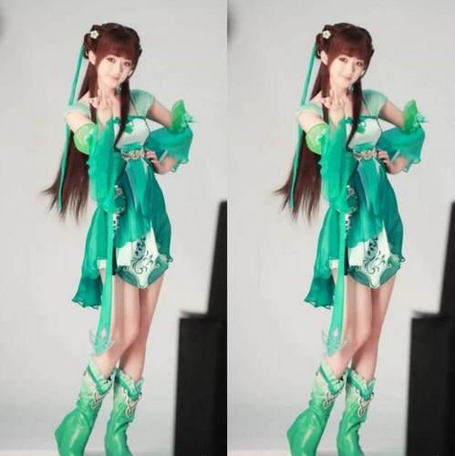 当女星们穿上超萌的萝莉装 你最喜欢谁?