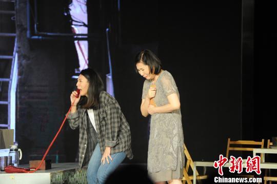 台湾音乐剧《爸爸的信》广西南宁连演多场 将多地巡演