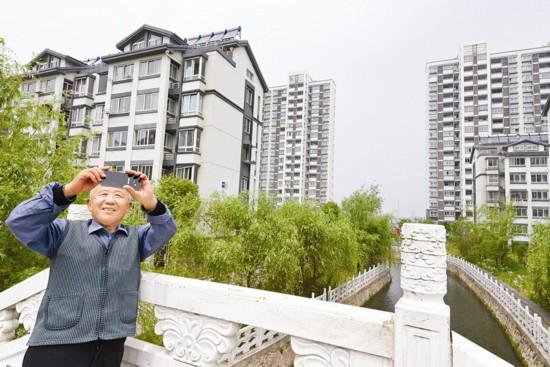 泰州120户无房家庭将搬进新居 房源均已装修
