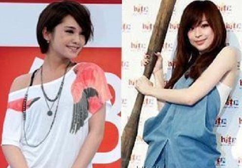 王心凌和杨丞琳姐妹同框 这年龄差距怎么能这么大?