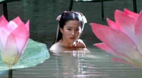 古装剧中的出水芙蓉哪家美?杨紫、刘亦菲还是热巴