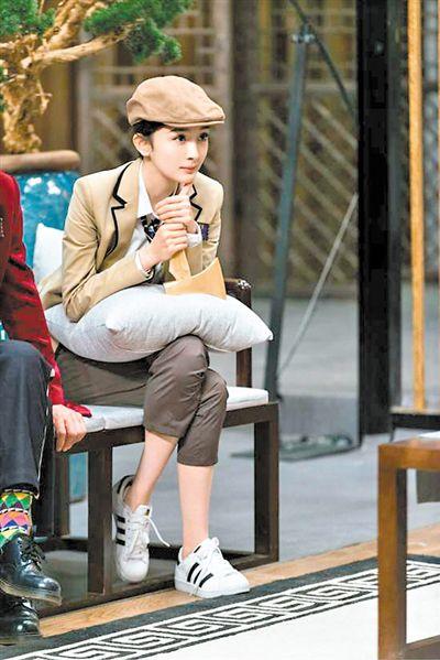 《我是大侦探》杨幂高能表现值得期待