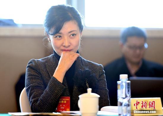 3月6日,全国政协十二届五次会议分组讨论政府工作报告,周涛委员出席。 <a target='_blank'  data-cke-saved-href='http://www.chinanews.com/' href='http://www.chinanews.com/'><p  align=