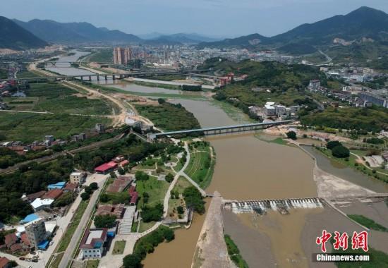 走近福建莆田家乡河――木兰溪