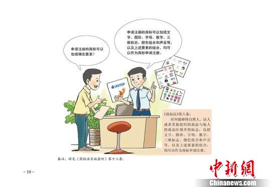 北京商标活跃度内地第一教育娱乐、通信服务类商标增多