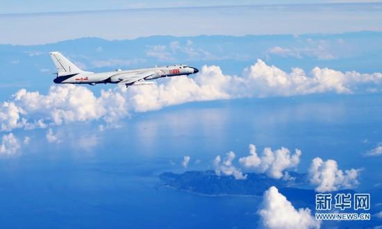 """人民空军向""""空天一体、攻防兼备""""战略目标高飞远航"""