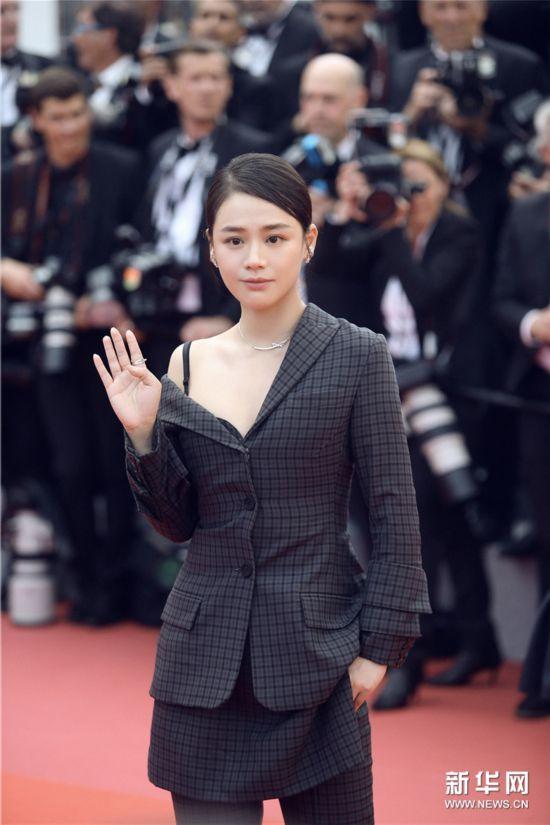 马思纯戛纳电影节将与徐峥黄晓明共同助力青年导演海外推广
