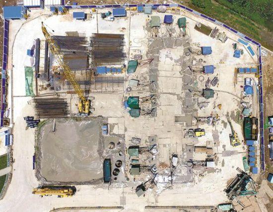 厉害了!全国首条最长深层污水传输隧道在汉开工