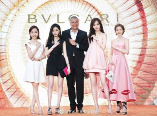 宝格丽LVCEA TUBOGAS腕表发布会在北京宝格丽酒店举行