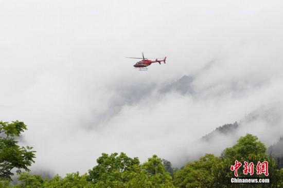 四川阿坝州举行2018年岷江流域自然灾害应急