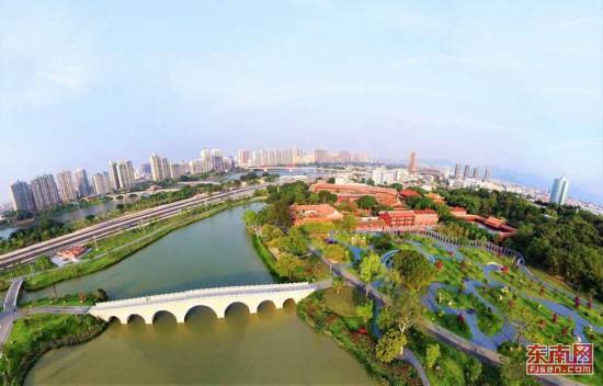漳州南山文化生态园演绎建设发展新故事