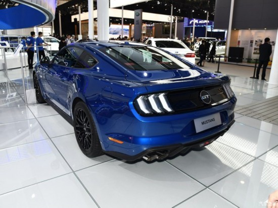 福特(进口) Mustang 2017款 GT