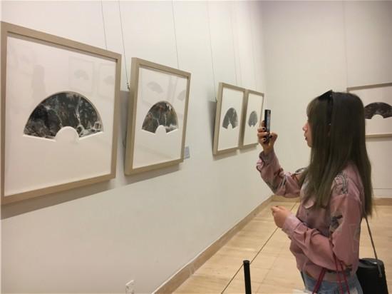 铁铸山川——刘三齐山水画展亮相中国美术馆