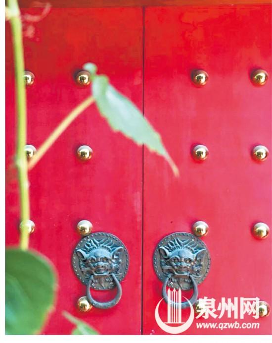 门环是厝主的一种自我表达