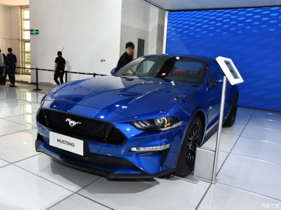 "10at/能""烧胎"" 新款福特mustang配置"