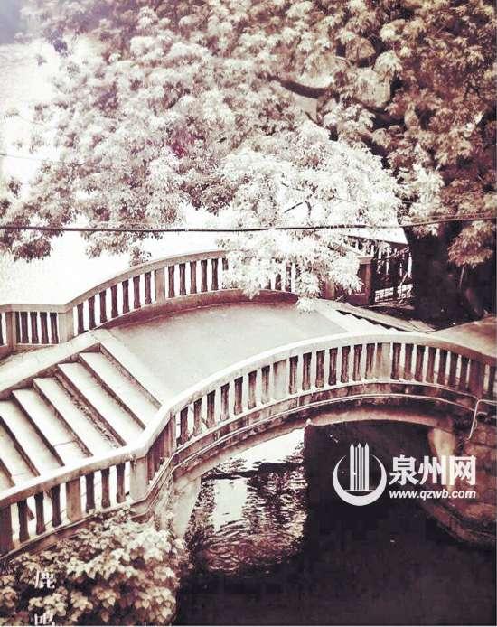 古城的拱桥