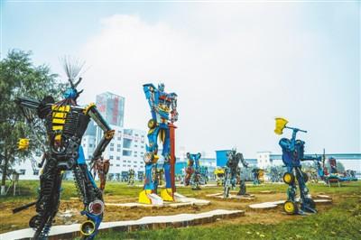 """""""绿色钢厂""""变身旅游景区(绿色家园・美丽中国行动派)"""