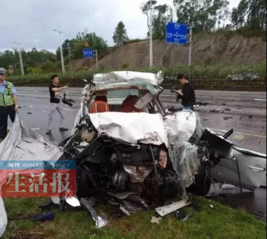 雨天要当心!广西发生多起事故 有人受伤有人遇难