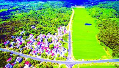南京溧水:美丽公路串联古镇乡村 带动群众致富