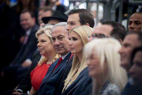 U.S. opens embassy in Jerusalem amid fatal Gaza clashes