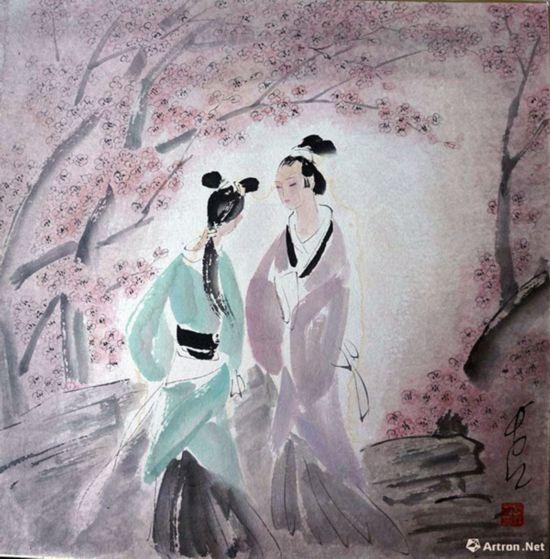 东方韵味西方艺术:冯长江秘密作品欣赏情趣的情趣图片
