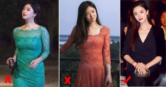 你以为穿了一字领像仙女?有可能显胖又显壮!