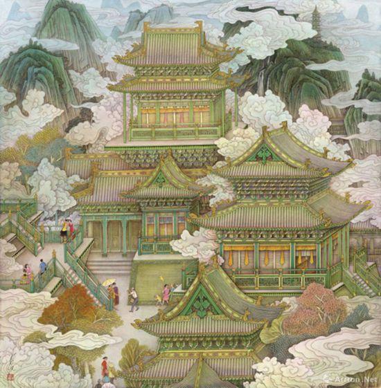 东方情趣西方艺术:冯长江韵味作品欣赏情趣写真超模图片
