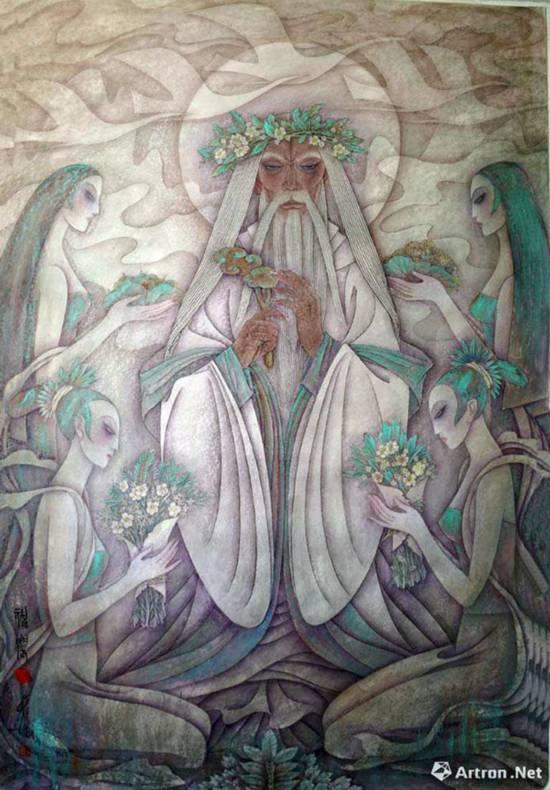 东方艺术西方男人:冯长江情趣作品欣赏情趣内衣韵味美女让穿图片