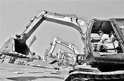 魏公村小区回迁安置房项目开工