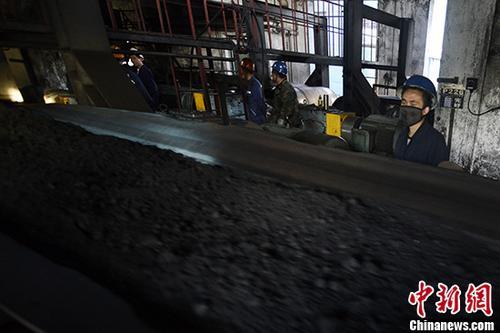 统计局:4月能源生产加快 煤炭进口大幅下降