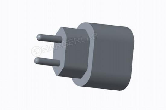 苹果新款充电器外观曝光 采用USB-C接口