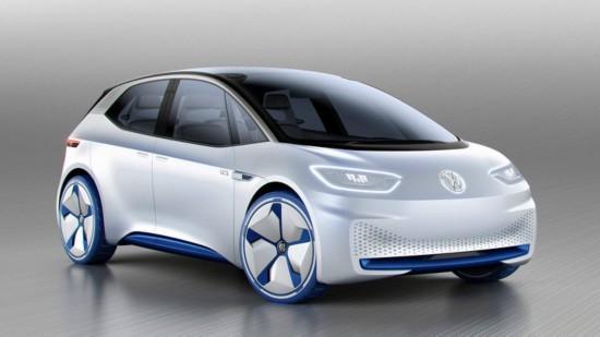 大众下640亿美元锂电池大订单 发力电动汽车