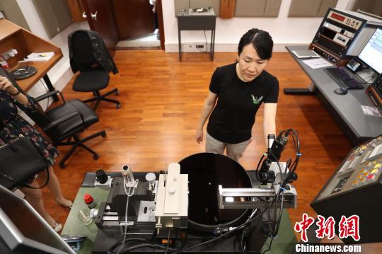 """22年后,黑胶文化在中国悄然""""醒来"""""""
