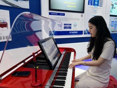 能纠错的智能钢琴