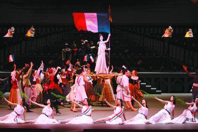 两部大戏牵出60年足尖情谊 莫斯科大剧院芭蕾舞团回归