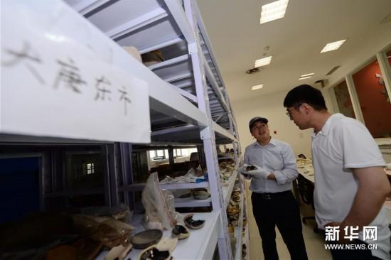 隋唐长安城东市遗址考古发掘取得新进展
