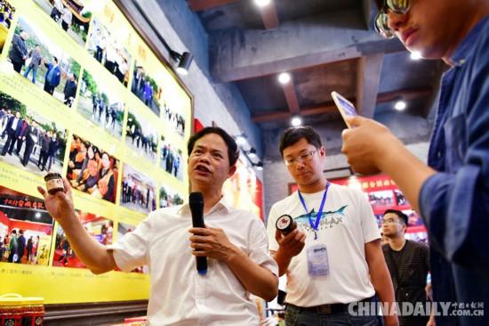 【美丽中国长江行】岳阳临湘十三村食品:绿色果园式工厂让消费者吃得放心