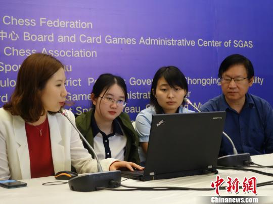 2018女子国际象棋世界冠军赛收官居文君胜谭中怡成新一届棋后