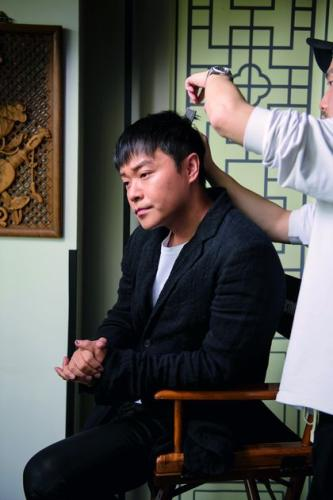 陈思诚 中国新闻周刊记者董洁旭 摄