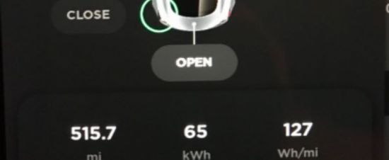 特斯拉Model 3单次充电续航达830公里 刷新纪录