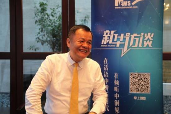 """黄宏生:将创维打造成具有全球竞争力的""""中国芯""""智能家电企业"""