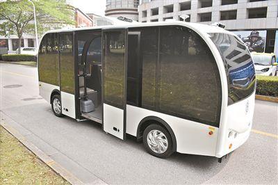 未来要做无人共享汽车