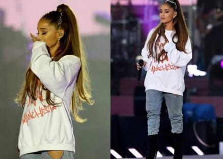 恐袭后遗!小天后Ariana:每天觉得好痛苦