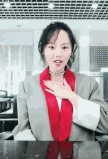 辣妈张嘉倪怀二胎气色好随音乐眨眼卖萌少女感十足