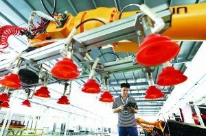 淮安盱眙建设高端智能制造产业集聚区