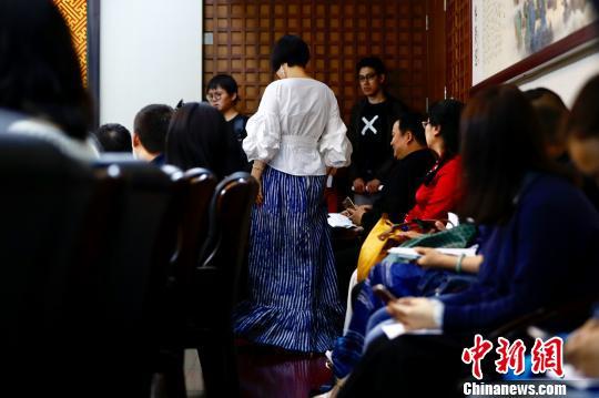 """2018""""锦绣中华——中国非物质文化遗产服饰秀""""将举行"""
