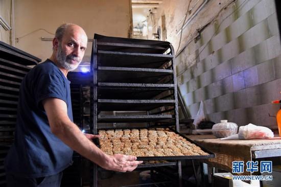 通讯:古丝路上的传承――阿勒颇萨哈纳饼干的新生