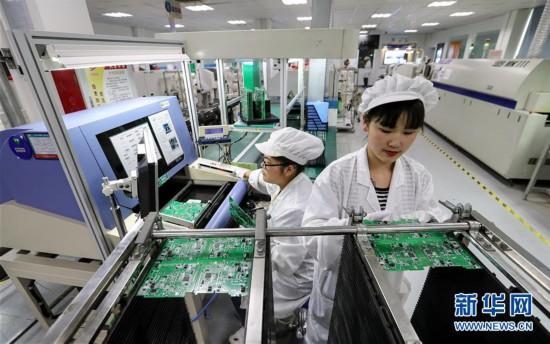科技助推启东新能源产业减员增效