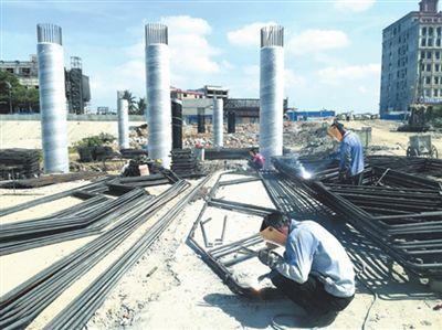 崖州城东大桥建设投资3000万元占总投资48%